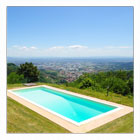 Villa Eden - Lucca holiday villa with swimming pool, tuscany,  Italy
