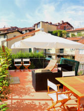 La Terrazza - apartment in lucca with terrace
