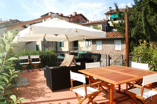 La Terrazza - apartment in lucca with terrace