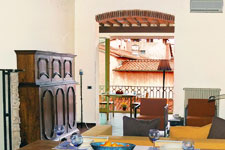 Lucca apartment Fontana - holiday apartment in Lucca city centre with air conditioning ...