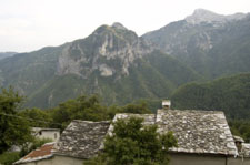 Garfagnana mountains