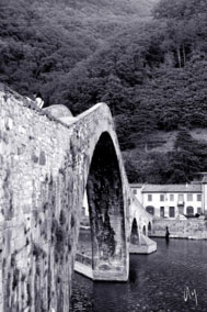 Devil bridge - ponte del Diavolo